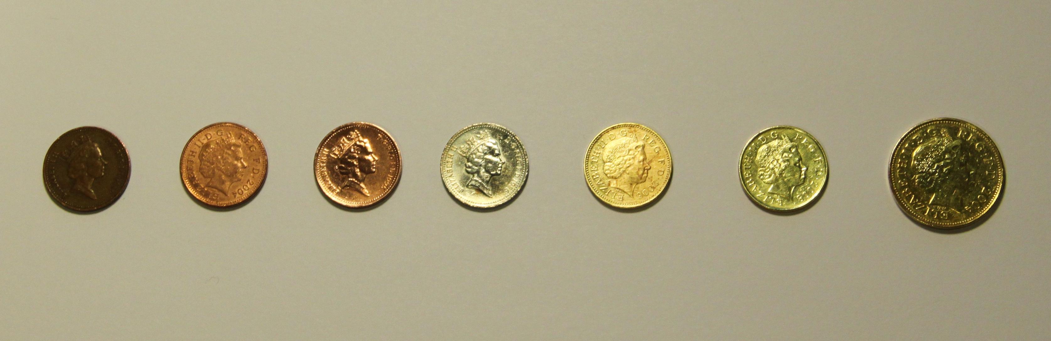 Zinc extraction and brass-coating copper coins - Larkinweb co uk